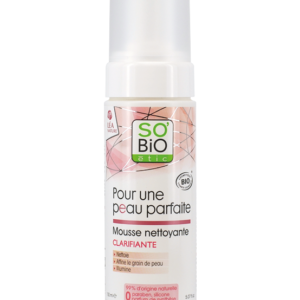 SOBiO etic Перфектна кожа Почистваща пяна х150 мл