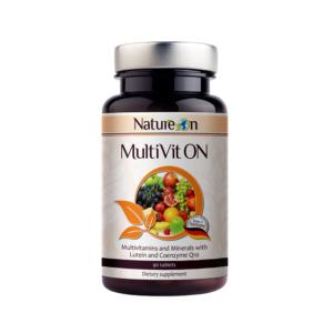 МултиВит ОН / MultiVit ON х90 таблетки – NatureOn