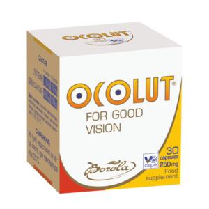 ОКОЛУТ Витамини за очи / OCOLUT Vitamins for eyes 6мг x 30 – Borola