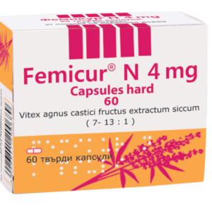 ФЕМИКУР Н / FEMICUR N капс. х 60 бр. – Sevex Pharma