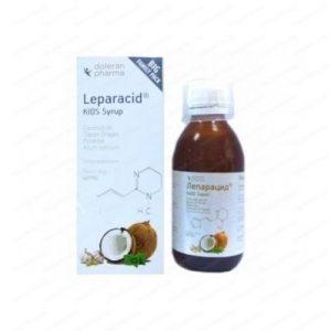 Doleran Pharma Лепарацид Кидс Сироп за висок имунитет х180 мл
